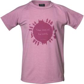 Isbjörn Earth Tee Kids dusty pink